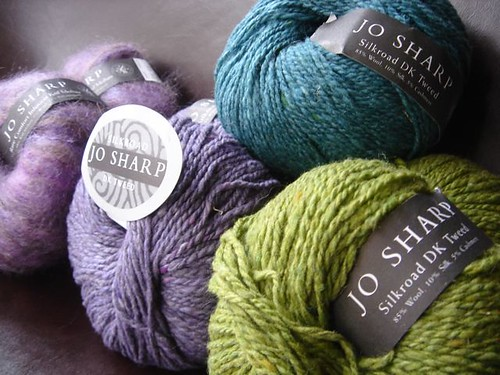 Lovely yarn from Australia