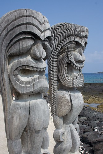 Tiksi from Pu'uhonua o Honaunau