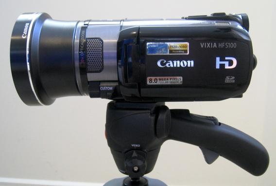 New Video Blogging Setup