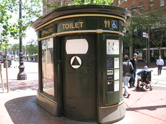San Francisco Public Toilet