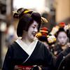 Geiko Kotoha, laughing (Onihide) Tags: kyoto geiko geisha laugh kotoha gionkobu asianheritage