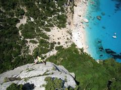 Sole Incantatore, Aguglia di Goloritzé -Climbing arrampicare in Sardegna
