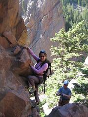 Hillary on Windy Ridge (5.8)