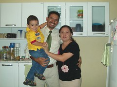 Edson, Marli, and Esdras