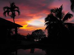 Spectacular (MarkE_T) Tags: sunset sky silhouette clouds spectacular villa montserrat crazysky