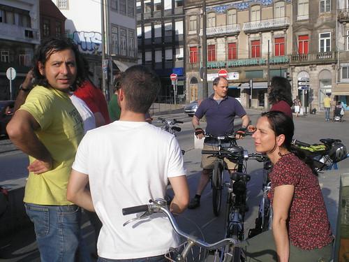 massa crítica Porto Maio 09