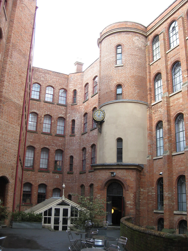 The Adams Building, Stoney Street, Lace Market