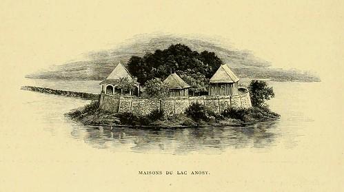 004-Casas del lago Anosy-Madagascar finales siglo XIX