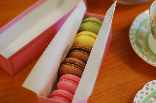 betty's macaroons