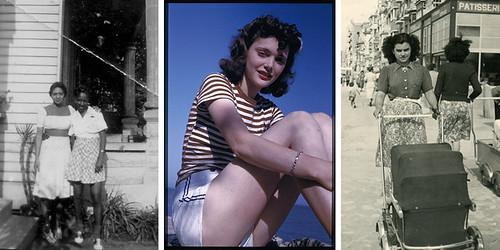 More Everyday Vintage Women