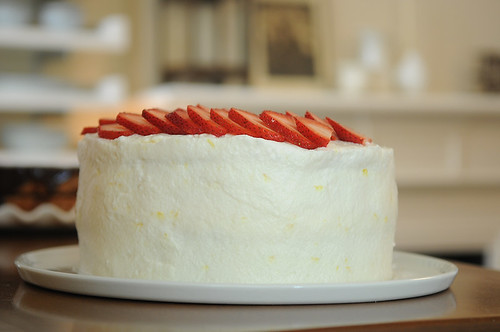 The Lemon Layer Cake
