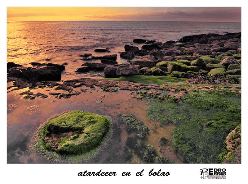 Atardecer en El Bolao - Cobreces - Cantabria - Spain