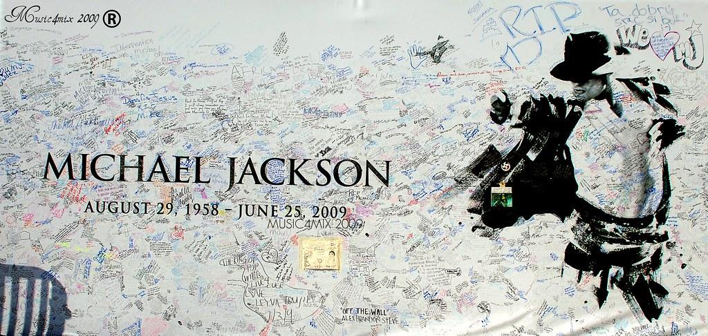 Mosaico de Michael Jackson