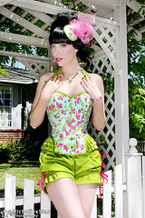 Candy Garden Collection at Versatile Corsets