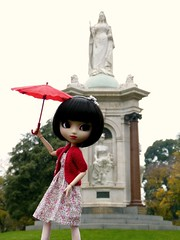 Victorian Melbourne (Astrihol) Tags: sabrina beauty contest manmade pullip pulliptography