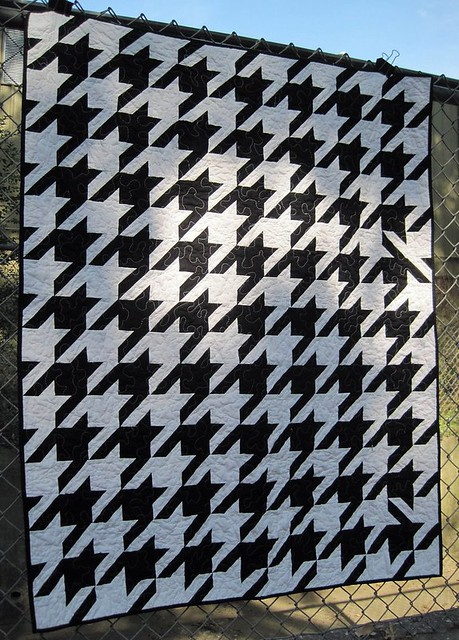 Houndstooth!