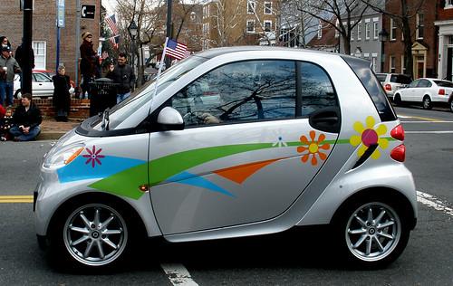 fun smart car