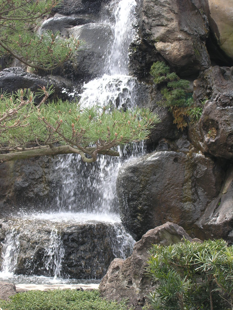 Let it flow (dolphinman259) Tags: travel nature water waterfall asia koread