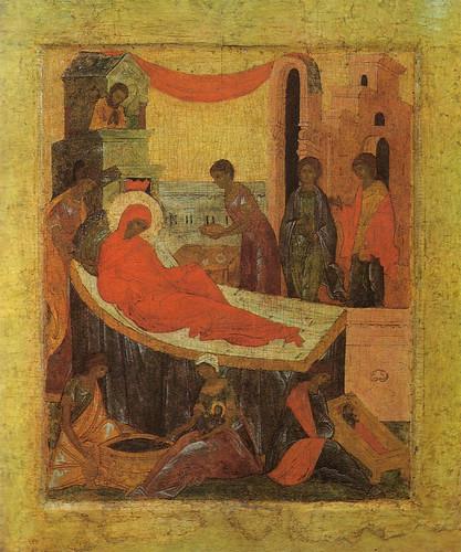 012- Virgen de la Natividad siglo XVI
