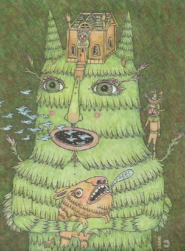 yeti tree
