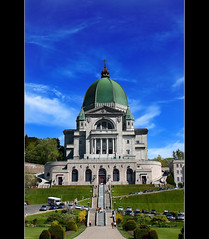 Saint Joseph's Oratory, Montreal (DP|Photography) Tags: canada montreal basilica stjosephsoratory mountroyal catholicchurches churchexteriors saintjosephsoratory churchdomes platinumphoto debashispradhan dpphotography churchesinmontreal canadianchurches churchesinquebec saintjosephsoratorymontreal saintjosephsoratorycanada saintjosephsoratoryquebeccanada dp|photography