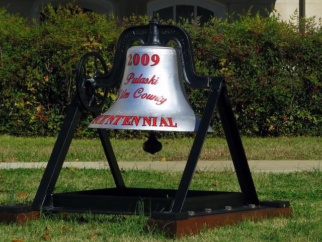 Giles County Bicentennial Bell