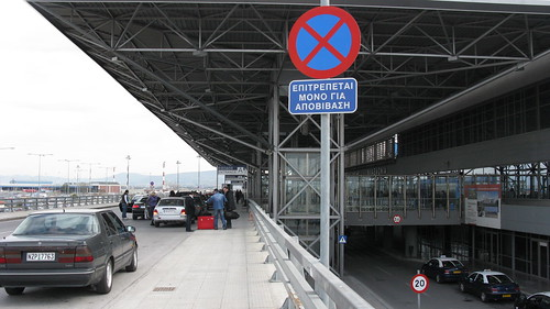 Thessaloniki Airport, Greece by Tilemahos Efthimiadis, on Flickr