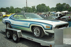 1971 Plymouth GTX Hemi (splattergraphics) Tags: 1971 plymouth hemi mopar carlisle carshow gtx custompaint bbody carlisleallchryslernationals