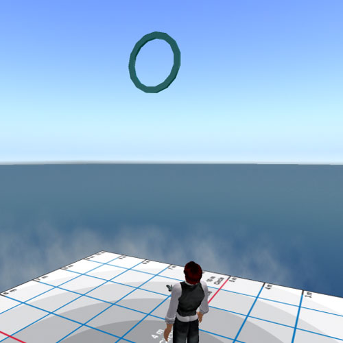 Experiment with Physical Rings 2