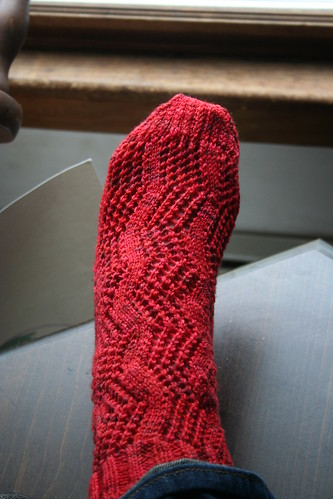 Finished Sock!