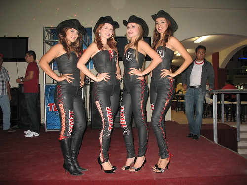 Chicas Tecate en Tepic, Nayarit