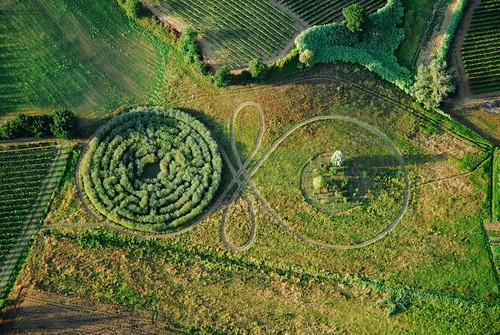 Giardino labirinto