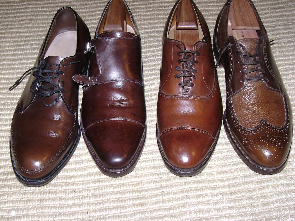 Allen Edmonds Shoe Colors Ask Andy Forums