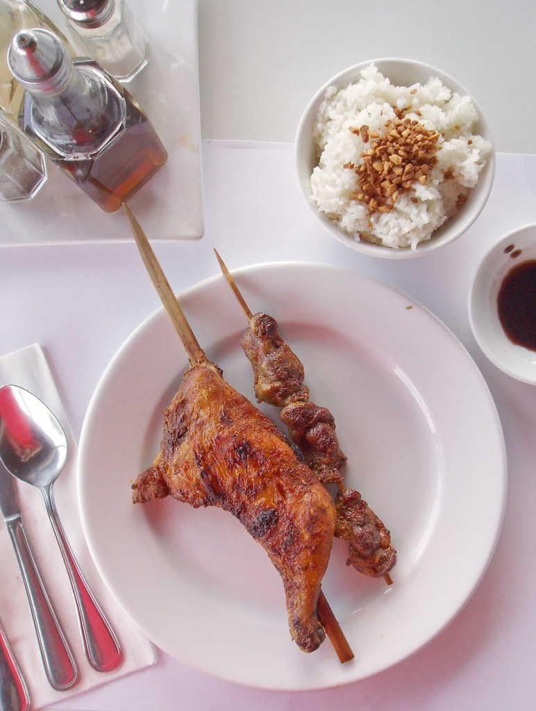 Inasal Lunch at Antonio's Grill