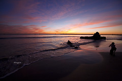 Sunset dream (Renjs) Tags: california sunset beach canon 5d rodney coronadelmar sunsetdream renjs