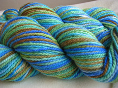 15% sale-Good Earth on Cestari Fine Merino Wool - 4 oz. (...a time to dye)