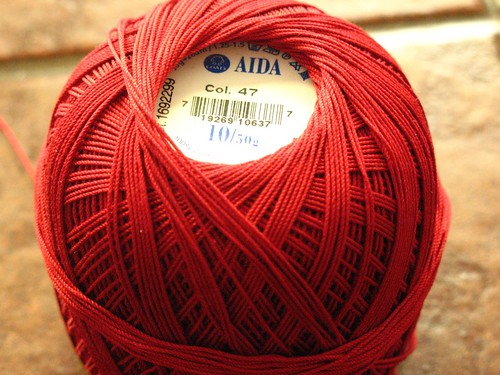 Yarn used