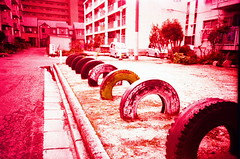 donuts (516*) Tags: japan lomo lca xprocess redworld