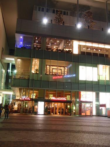 Yurakucho night (by HAMACHI!)
