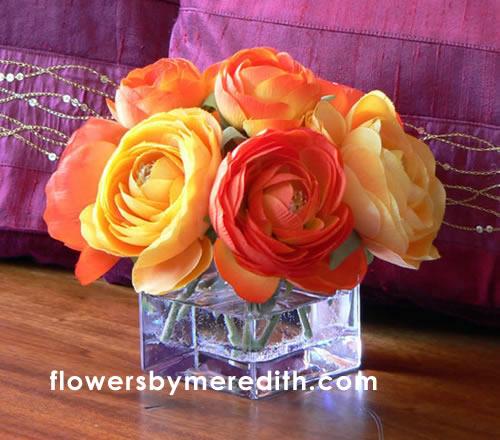 Silk Flowers (Arrangement)