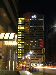 Citi: The Darkest Hour Before Dawn? (Canadian Pacific) Tags: rescue toronto ontario canada building tower toxic night dark office bad package financial meltdown universityavenue citibank crisis citigroup banking assets citi loans citiinthenews