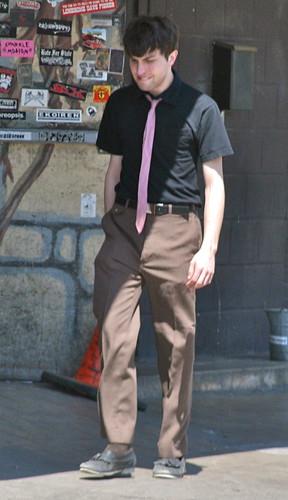 The Sad Skinny Tie