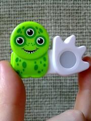 My alien poken