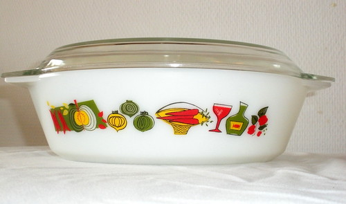New Oval Casserole