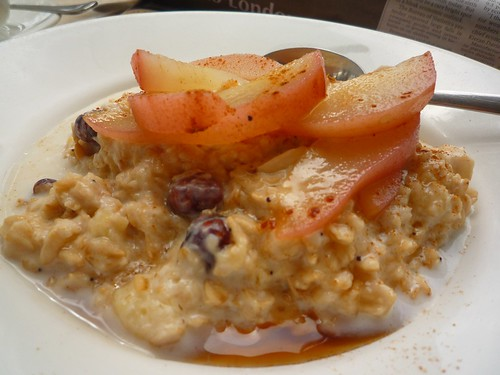 Byron Bay porridge