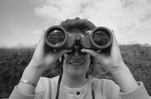 Mrs. Binocular