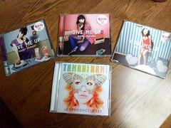 2009.03.25 Nami Tamaki CD