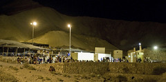 MASADA NIGHT CAMP (A   M) Tags: show travel camping light sleeping sea camp west nature night dead israel desert lodging  talk speaks sound area trips bags isreal  masada judea                                  masadawestnightcampground deadseaisreal