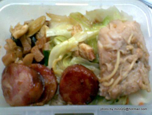 今日午餐-4/7 (Nokia 6300)
