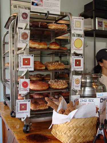Doughnut Selection from the Doughnut Plant